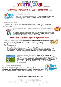 aa Activities leaflet July Sept Revised