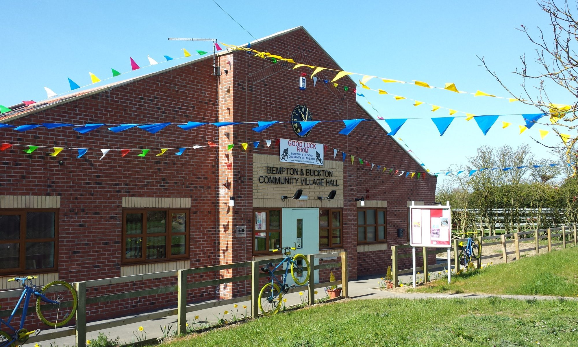 Bempton & Buckton Community Village Hall
