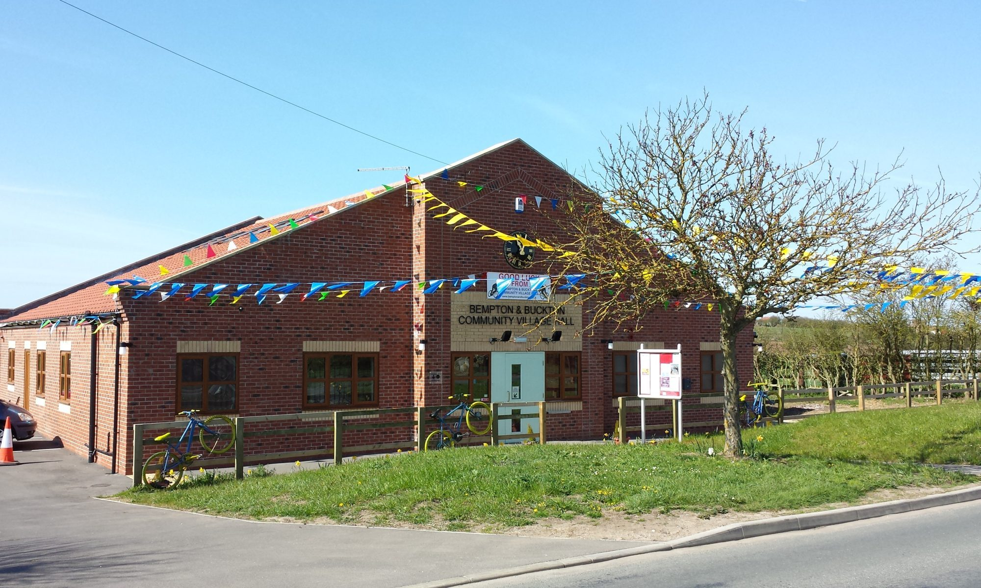 Bempton & Buckton Community Village Hall